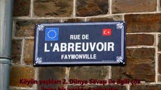 Belçika'da Tarihi Türk Köyü:  Faymonville