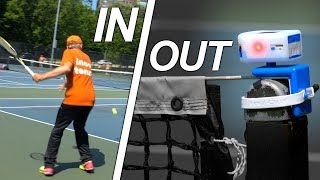 Bad line call SOLUTION! (new tennis device)