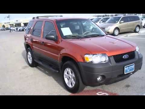 2006 Ford Escape - Bob Utter Ford Lincoln Kia - Sherman, TX 75090