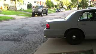 2002 Ford Crown Vic Flowmaster 40