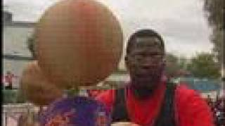 World Record Basketball Dribbler