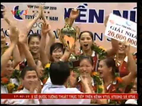 Họp báo VTV Cup 2013& Kí ức VTV Cup 2010