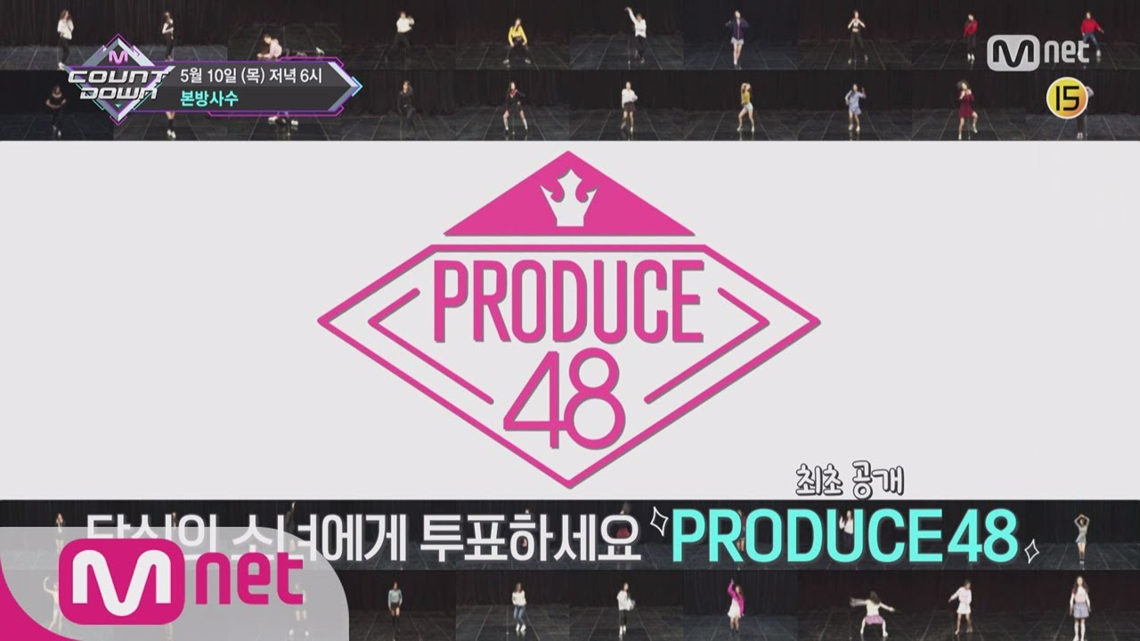 IZ*ONE'' Produce48 - Joint Venture M-Net Produce 101 & AKB48