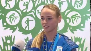 Дарина Білодід: чемпіонка Європейських Ігор із Дзюдо