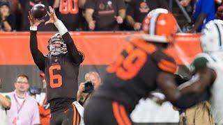 NFL Quarterback Receiving Touchdowns (Rare)