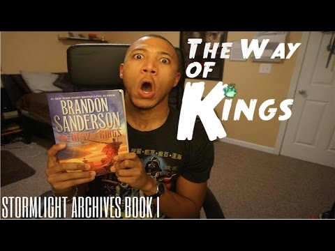 The Way of Kings (SA #1) by Brandon Sanderson Book Review