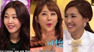 Hello Counselor - Lee Sunjin, Han Young, Han Hyejin & Lee Hyuni! (2014.01.13)