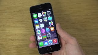 iPhone 5S iOS 8.1 Beta 1 - Review (4K)