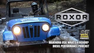 Mahindra USA: What's a Roxor?