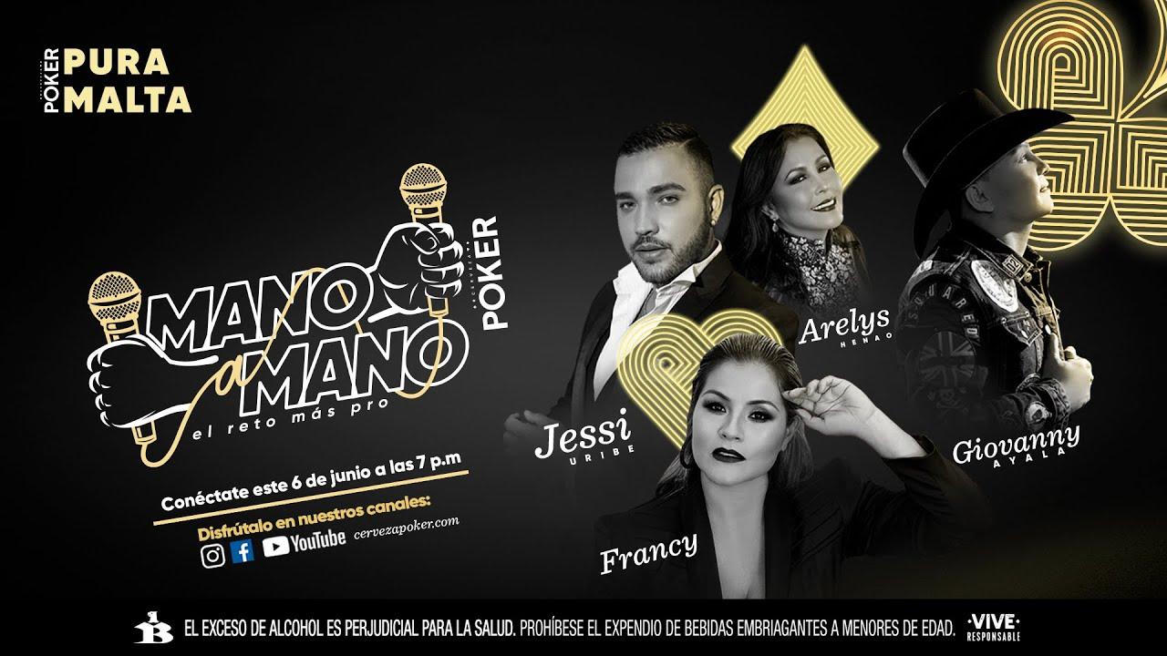 #ManoAManoPoker el reto más pro de la música popular – Show #2