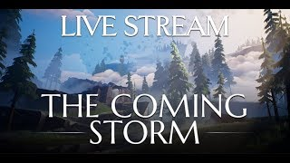The Coming Storm Preview | Dauntless Live Stream