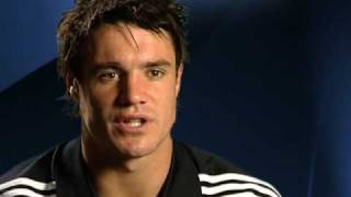 Gambar cover Dan Carter Interview
