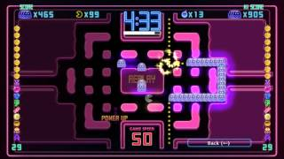 Pac-Man C.E. DX+: Manhattan Ghost Combo 910