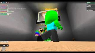 Roblox: Jeux - Un ascenseur normal: Pros de basket-ball