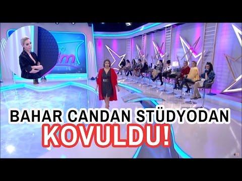 ŞOK! Öykü Serter Bahar Candan'ı Stüdyodan Kovdu!