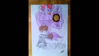Mes dessins sur inazuma eleven