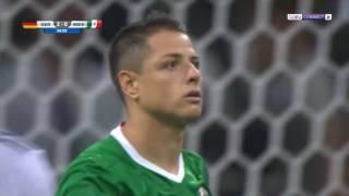 ملخص مباراة ألمانيا والمكسيك 4-1    29-6-2017
