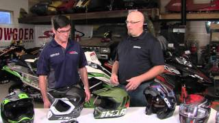 STV 2016 Helmets to Fit Your Riding Style