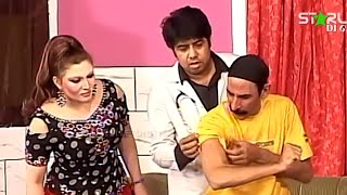 Best of Iftikhar Thakur, Khushboo and Naseem Vicky New Pakistani Stage Drama Full Comedy Funny Clip