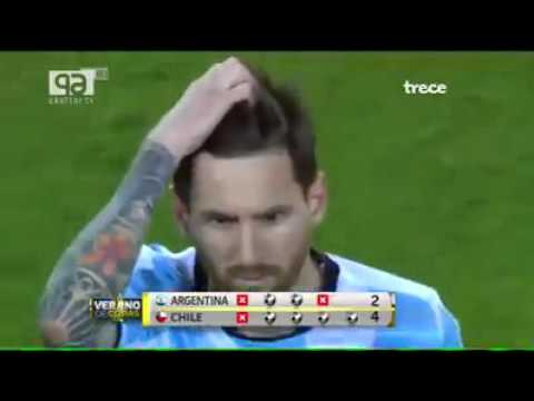 messi retired from international football