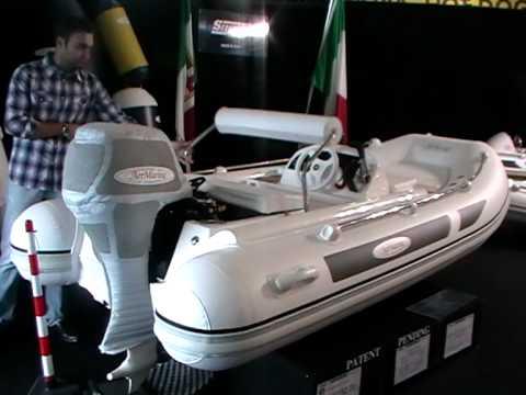 Aermarine Cabrio- jet tender or outboard ? : CABRIO