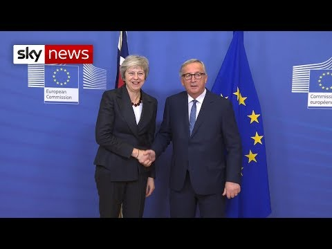 Breaking News: EU and UK officials agree draft future relationship