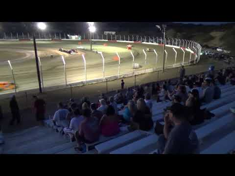 Barona Speedway 8-11-18 Dwarf Main Event