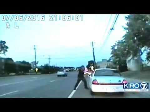 Minnesota Police Release Dashcam Video Of Cop Shooting Philando Castile
