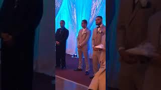 Christina Malepeai and Jay Tikoisuva Wedding