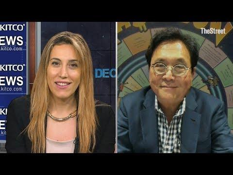 Having Gold Near You Attracts More Wealth - Robert Kiyosaki