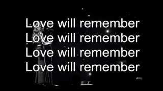 Selena Gomez - Love will remember Karaoke