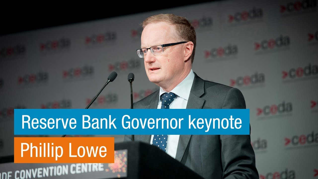 Philip Lowe | Reserve Bank Governor keynote - YouTube