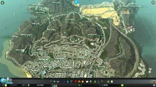 Cities Skyline PC - Graphismes Map GTA 5 et Ergonomie - Partie 1/2 - Playerone.tv