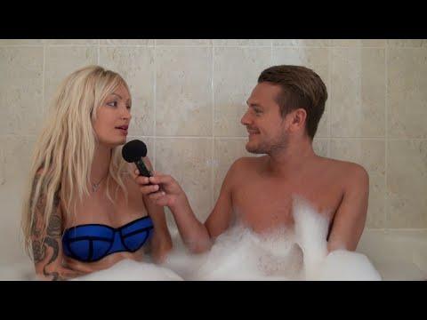 Beverly (Les Princes de l'Amour 3) dans le bain de Jeremstar - INTERVIEW