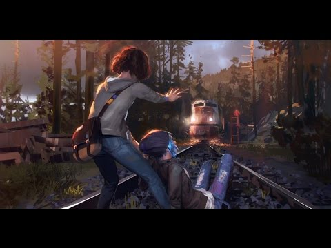 Life Is Strange Episode 2 Out Of Time Part 3 First Time In The City