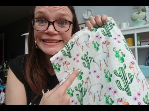 May Fabric Haul and plans