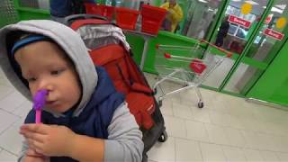 """Ох уж эти тролли:))) Тролли в магазине """"Пятерочка""""! Лепим и рисуем!"""