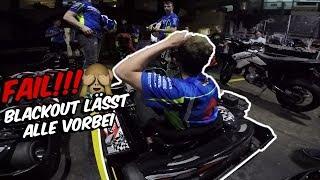 Blackout FAILT beim Kartfahren! - Suzuki Kart Cup