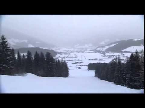 Lamborghini Gallardo sulla neve in video