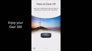 samsung gear 360 manager mod 360相机破解 기어360 연결방법