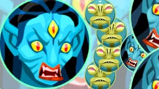 Agar.io Return Of Alien Invasion Solo DOMINATOR Agario Best Gameplay!