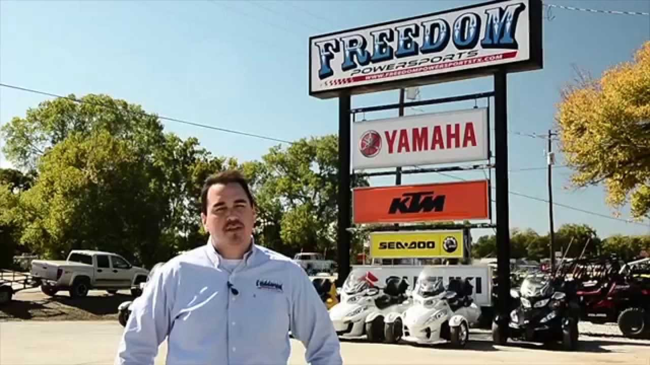 Freedom Powersports Weatherford >> Freedom Powersports of Weatherford, Texas Dealership Video - YouTube