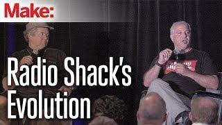 RadioShack and the Maker Neighborhood - Joe Magnacca with Dale Dougherty