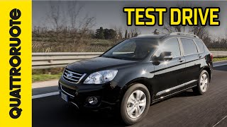 Great Wall H6 2014 Test Drive