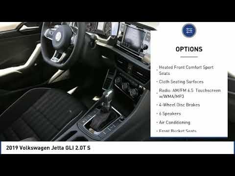 2019 Volkswagen Jetta GLI 2019 Volkswagen Jetta GLI 2.0T S FOR SALE in Corona, CA V9176