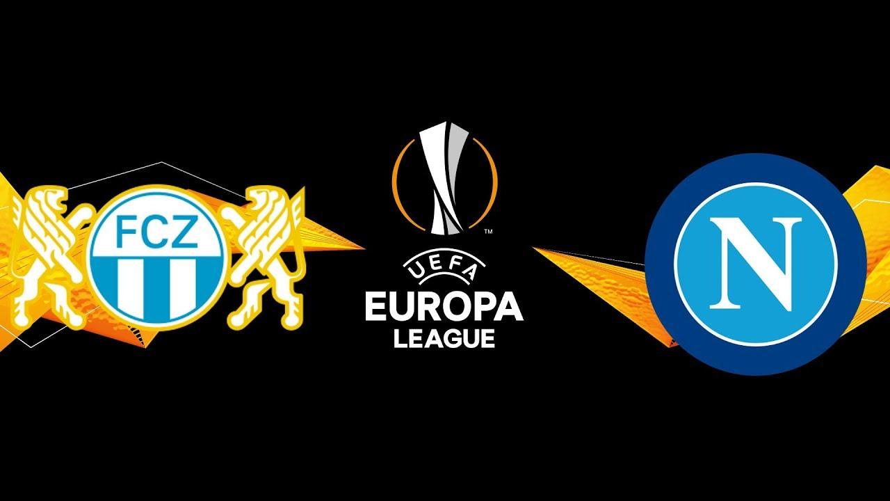 مشاهدة مباراة نابولي وزيوريخ بث مباشر بتاريخ 21-02-2019 الدوري الأوروبي