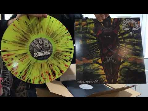 NecroEclosion vinyl is officially here!