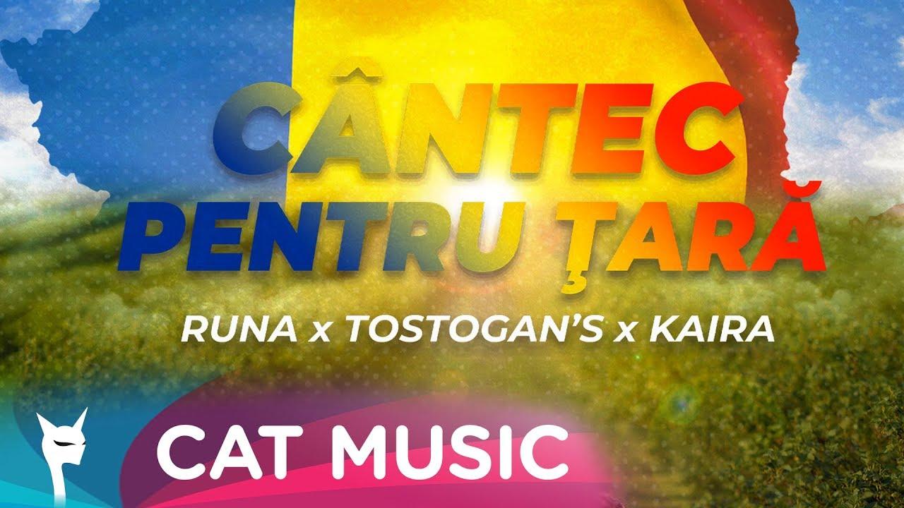 Runa x Tostogan'S x Kaira - Cantec pentru tara (Official Video)