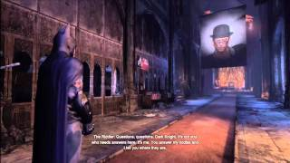 Batman Arkham City - IQ Test Achievement