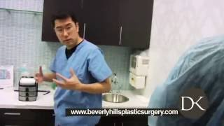 Repeat youtube video Fat Transfer to buttocks and Breast Augmentation   Complete Body Transformation with Plastic Surgery